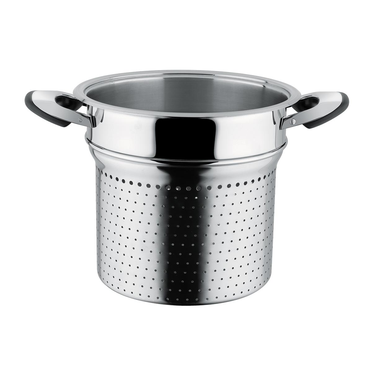 Produzione spaghetti strainer unit in acciaio inox